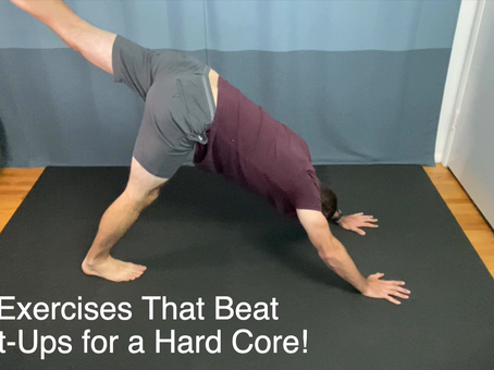 HardCORE Exercises Better Than Sit-Ups!