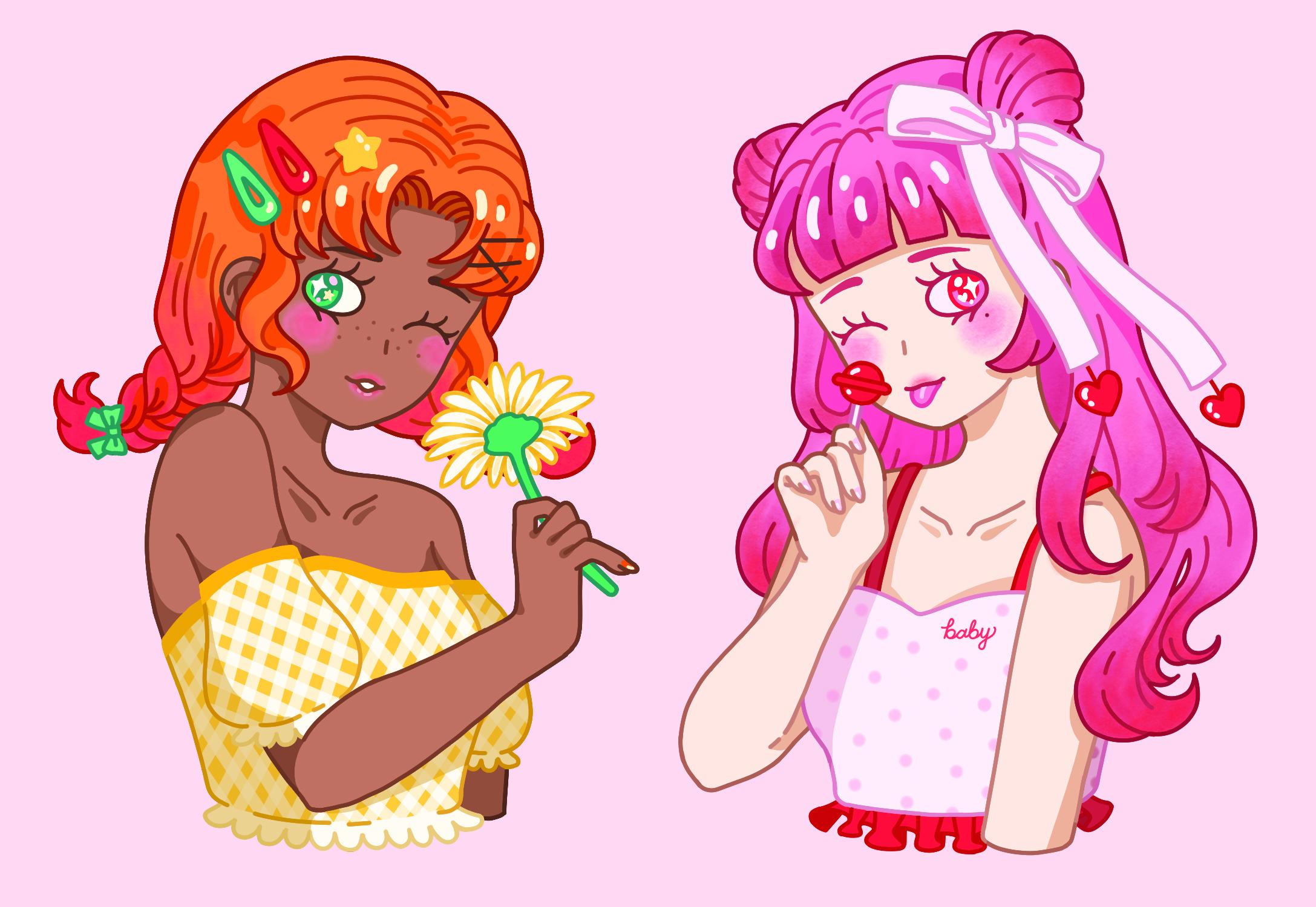 01_Daisy + Lollipop