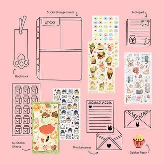 01_Stickii Objects Lineart Layout Cute.j