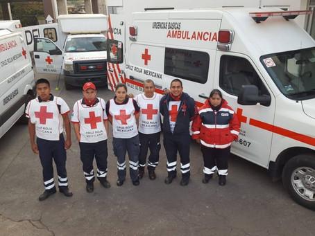 Capacitación Cruz Roja