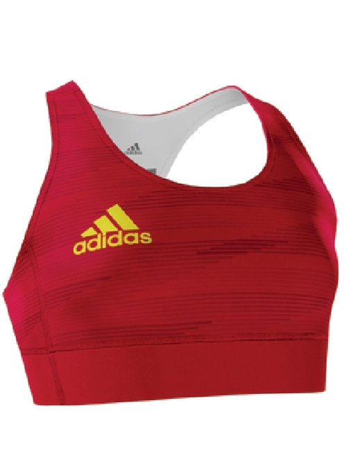 8a - Running Top Woman (Crop-Top ohne BH)