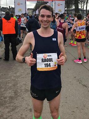 World Runner Raoul Jankowski