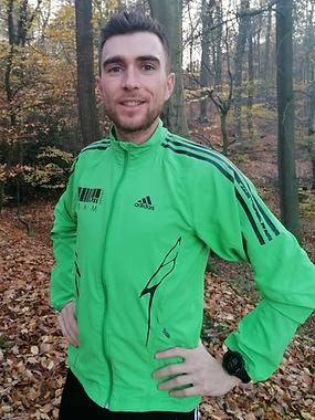 Mattia Guglielmi blickt mit großer Spannung auf ide Zeit beim Braunschweiger Laufclub. Foto: René Menzel