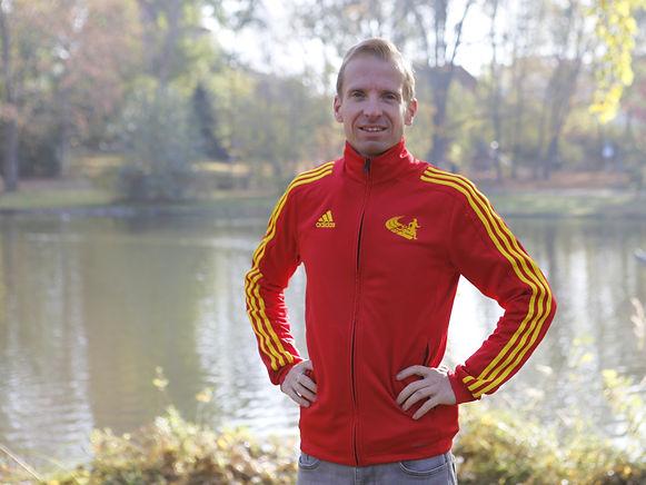 Mit dem Braunschweiger Laufclub möchte Dominik Schrader Titel auf Bundesebene angreifen: Foto: Lampe