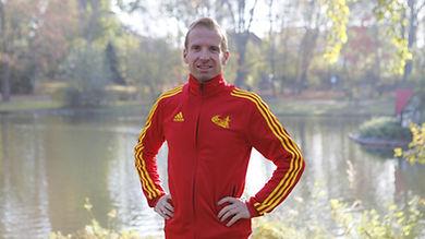 Dominik Schrader verstärkt unser Team. Foto: Lampe