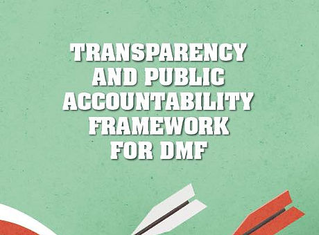 DMF_Transparecy _ Accountability Framewo