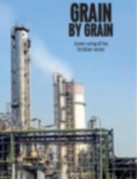 Grain By Grain Cover