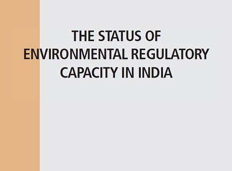 Env. Governance_The Status of Environmen
