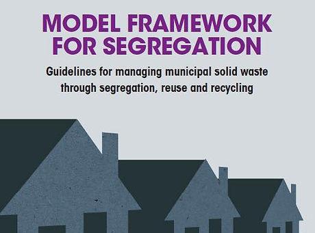 Waste_Model Framework for Segregation_In