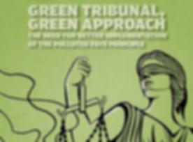 Env Governance_Green Tribunal_Green Appr