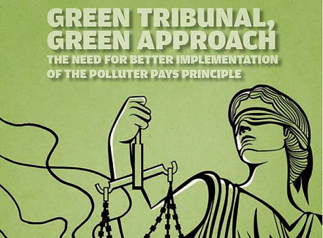 Env Governance_Green Tribunal_Green Appr