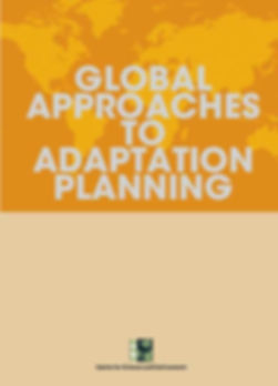 Climate_Global approaches for adaptation