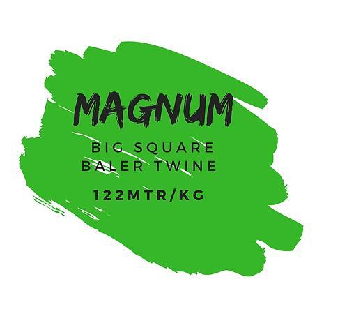 'MAGNUM' BIG SQUARE BALER TWINE [122 MTR/KG]