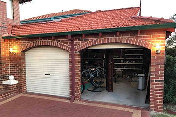 Garage Upgrade - Perth
