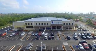 supermarket construction Nassau Bahamas