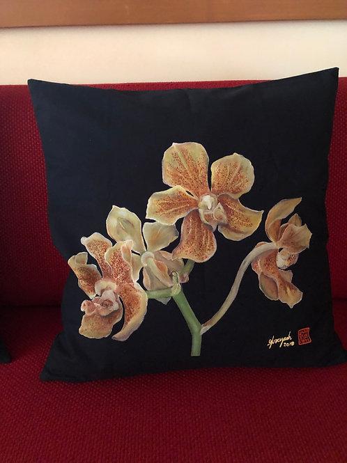 SOS 5 Orchids Cushion Covers Paravanda Nelson Mandela