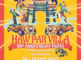 Haw Par Villa's 80th Anniversary Fiesta