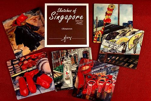 SOS 4 Chinatown Series Jumbo