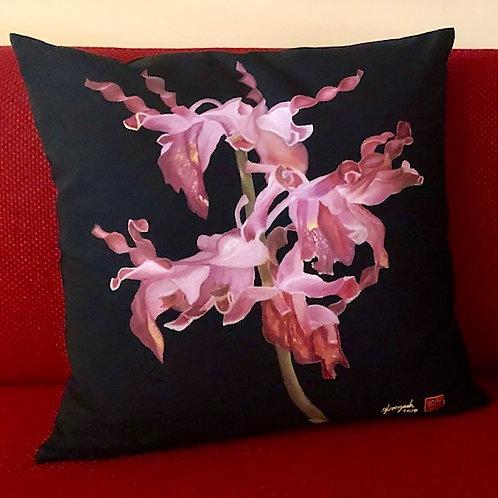 SOS 5 Orchids Cushion Covers Dendrobium Margaret Thatcher