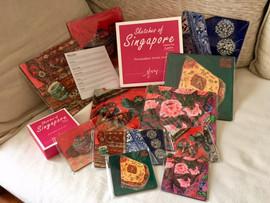 Peranakan Series 2017 in Coasters and Mats