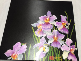 Our National Flower is the Vanda Ms Joaquim