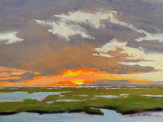 Avalon Sunset SOLD