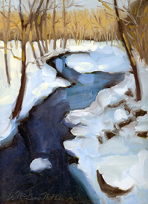Icy Water II