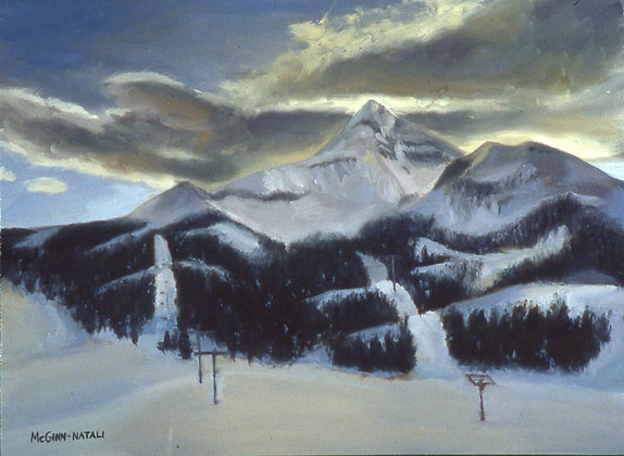 Lone Mountain          SOLD
