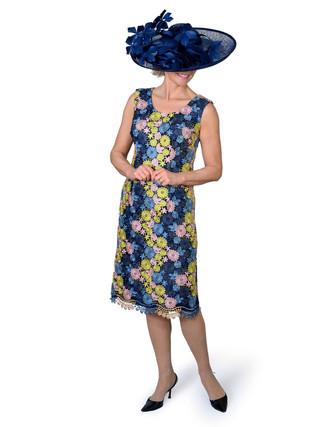 ANITA - GUIPURE LACE DRESS