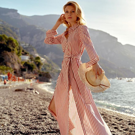 SUMMER 2020 EXCITING CRUISE WEAR BY JULIE FITZMAURICE.