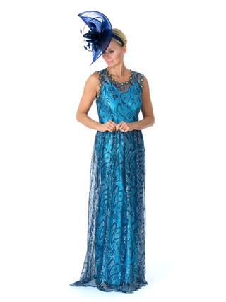 KATE - CHANTILLY LACE DRESS