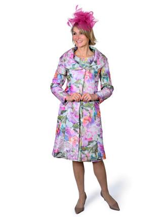 POPPY COAT + DRESS