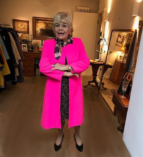 Judith Chalmers - Client Testimonial