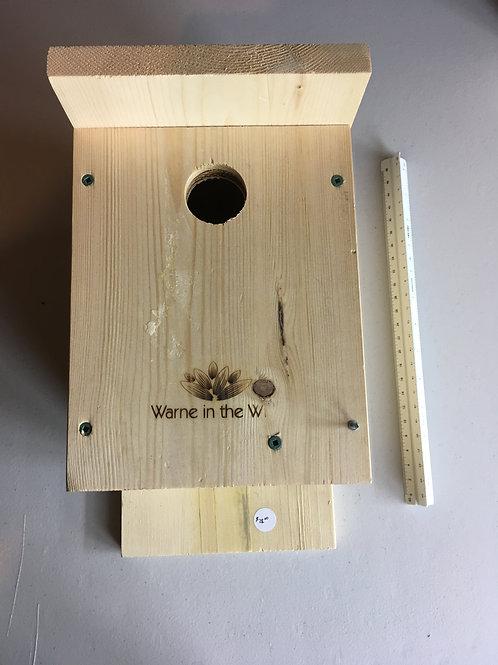 Bird Box - Mountain Bluebird