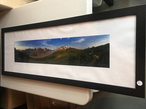 Framed Panoramic Prints