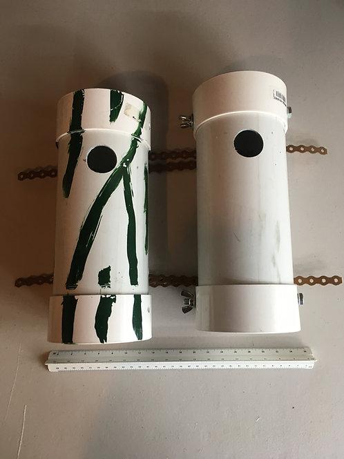 Bird Box - PVC Chickadee Tube
