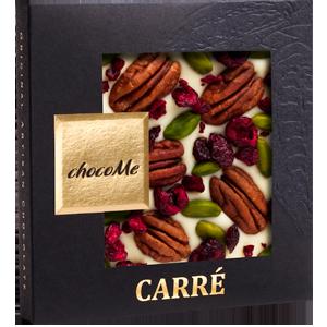 CARRÉ čokolada sa voćem i orašastim plodovima
