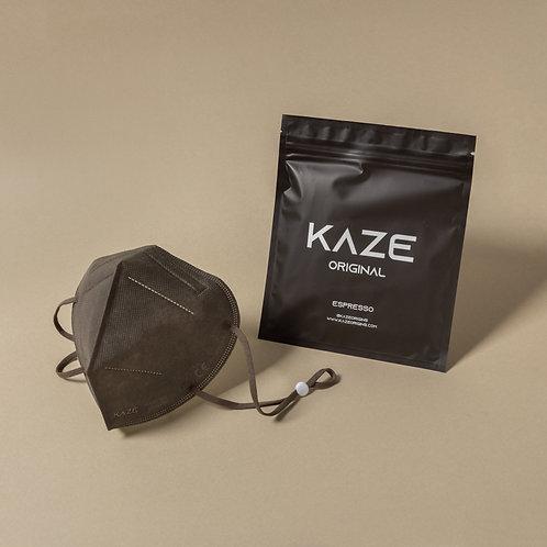 KAZE Original FFP2 Espresso