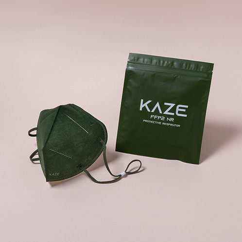 KAZE Original FFP2 Forest Pine