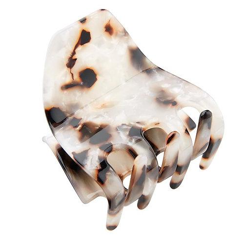 HELLO LOVE Hair Clip Big Fee pearl classic