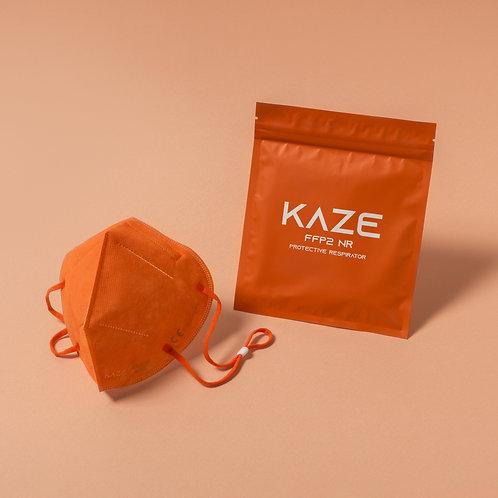 KAZE Original FFP2 Citrus Orange