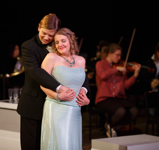 Maestro Series 2: Passion - State Opera of South Australia &Adelaide Youth Orchestra 2015