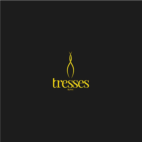 Tresses New Logo Yellow on Black.jpg