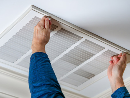 The Consequences Of Moisture Buildup In Air Ducts