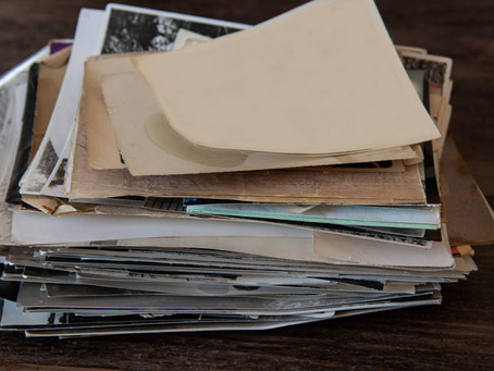 Can Water Damaged Photos And Documents Be Salvaged?