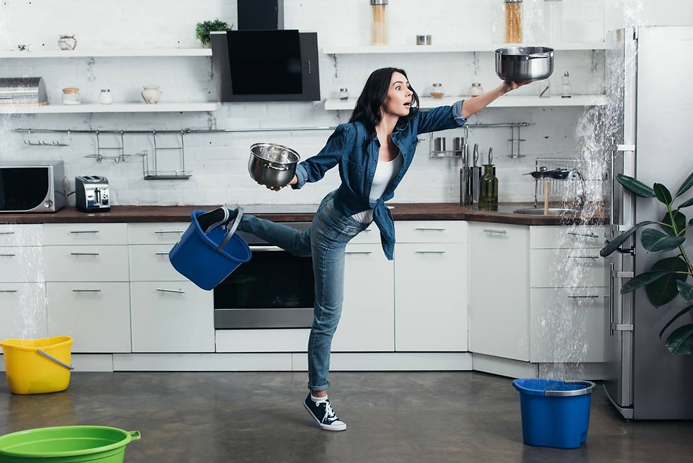 Common Sources Of Home Water Damage