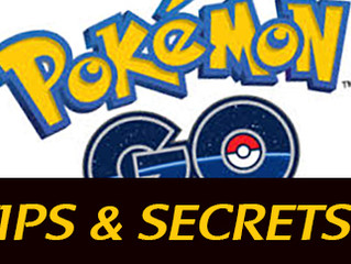 Pokemon Go TIPS & SECRETS!