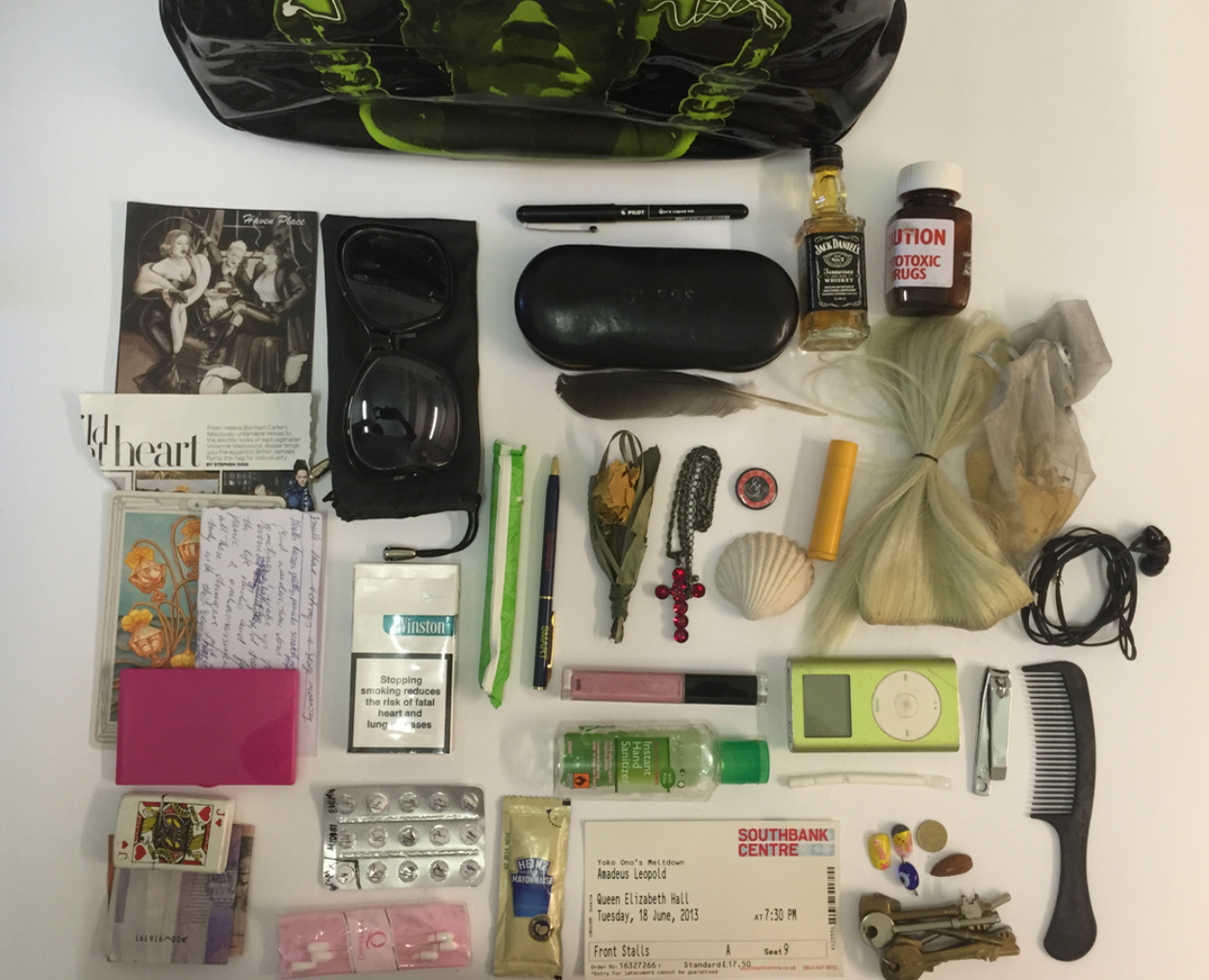 Muse Bag Three 2014
