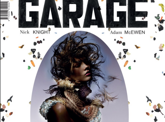 Nick Knight Show Studio Garage Magasine