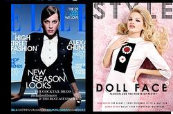 Elle and Style Magazine